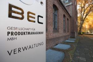 BEC-GmbH administration
