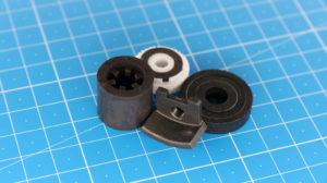 Kunststoffgebundene NdFeB-Magnete