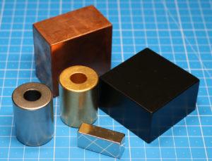 Magnet-Oberflächenveredelung