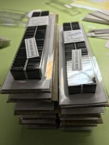 Magnete in Blisterverpackung - Versandfertig
